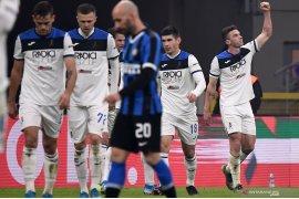 Liga Italia - Inter hanya dapatkan satu poin saat menjamu Atalanta
