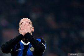 Liga Italia: Inter tergelincir di kandang sendiri