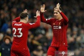Liverpool tak terbendung dan unggul 16 poin di liga inggris