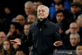 Ini komentar Mourinho setelah Liverpool menang atas Tottenham