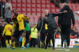 Watford gulung Bournemouth 3-0