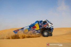 Reli Dakar 2020 - Karginov bertahan puncaki klasemen setelah juarai etape VII