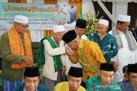 Songsong satu abad, Ponpes Rakha gelar silaturahmi alumni