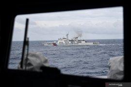 Operasi Siaga Purla 2020 usir kapal ikan asing di perairan Natuna