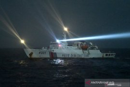 Begini Penampakan kapal Coast Guard China di ZEE Natuna Page 1 Small