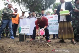 "Kota Malang tambah lokasi wisata "" Kampung Buah"" dengan konsep perdesaan"