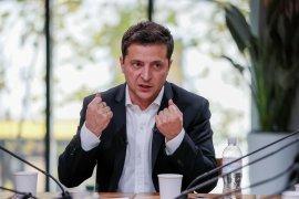 Presiden Ukraina: pelaku penembakan pesawat jatuh harus tanggung jawab