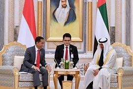 Presiden Jokowi bicara isu kota berkelanjutan di Abu Dhabi Sustainability Week