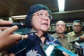 Menteri LHK Siti Nurbaya minta semua unit terkait DAS lebih sensitif