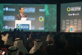 Indonesia keen to learn from Abu Dhabi's Masdar: Jokowi