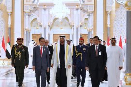 Putra Mahkota UEA ingin pulau, Indonesia tawarkan Tanah Mori