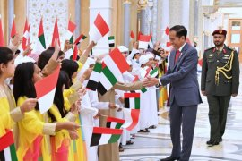 Putra Mahkota UEA tiru cara Indonesia sambut tamu kenegaraan