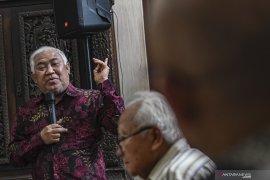 Din Syamsuddin: pemerintah harus usut kasus pelarungan jenazah ABK