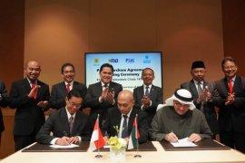 PJBI gandeng investor UEA bangun PLTS Cirata terbesar se-Asia Tenggara