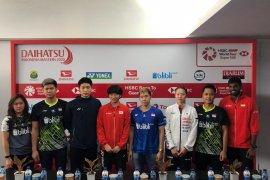 Anthony Ginting berharap terbaik di Indonesia Masters