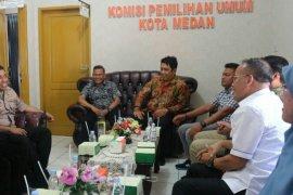 KPU-Polrestabes siap  sukseskan Pilkada Medan 2020