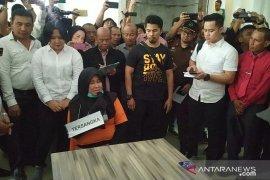 Rekonstruksi pembunuhan Hakim PN Medan, eksekutor sempat sarankan istri korban untuk tidak membunuh