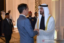 Putra Mahkota UAE: Kami komitmen terhadap pembentukan negara Palestina