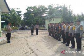 Kapolres Bangka pimpin apel TNI-Polri