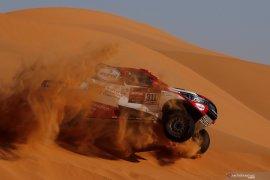 Nyaris juara etape,  Alonso nikmati finis terbaiknya di Dakar 2020