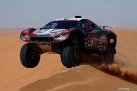 Serradori juara etape VIII Dakar  2020