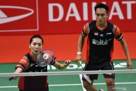 All England 2020, Hafiz/Gloria terhenti di perempat final