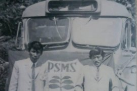 Legendaris  sepak bola Indonesia dan PSMS Medan Sarman Panggabean meninggal dunia