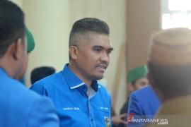Wakil Ketua DPRD Gorut dorong KNPI kawal penyusunan Raperda Kepemudaan