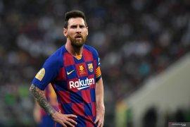 Messi ungkap pemain tertangguh yang pernah menempelnya