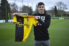 Liga Inggris - Watford boyong pemain sayap Ignacio Pussetto dari Udinese