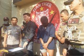 Tim Tiger buru dua pelaku komplotan pembegal residivis di Jakarta Utara