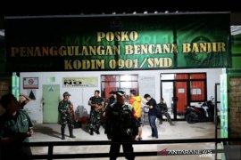 Kodim 0901/Samarinda dirikan posko bencana banjir