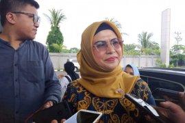 Bacalon Walikota Tangsel Putri Ma'ruf Amin datangi DPD Gerindra