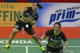 All England Open, Fadia/Ribka gagal ke perempat final