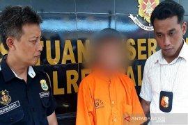 Empat kali melakukan penipuan berkedok mualaf, seorang pria ditangkap