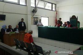 Penjual satwa dilindungi lewat medsos  dituntut 1 tahun 6 bulan penjara