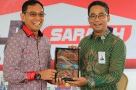 Pemkab Simalungun dapat bantuan CSR BNI