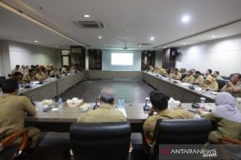 Pemprov Babel rapat pembahasan  perubahan APBD TA 2020
