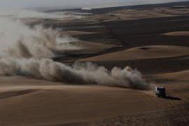 Setiap detik sangat berharga di tiga etape terakhir Dakar 2020