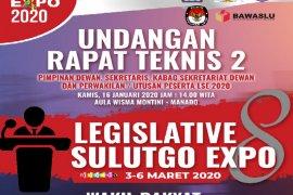 """Tim Teknis matangkan persiapan """"Legislatif Sulut-Go Expo 2020"""""""