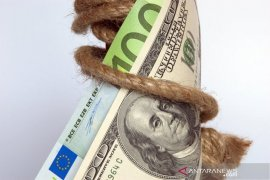 Utang LN Indonesia Februari 407,5 miliar dolar