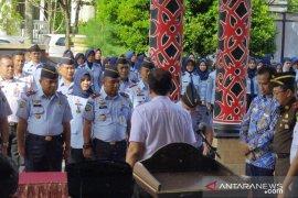 Ombudsman RI minta jajaran Kanwil Kemenkumham Kalbar perbaiki layanan