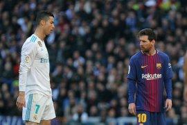 Messi sebut persaingan dengan Ronaldo kenangan abadi