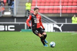 Liga Prancis - Saat Amiens dan Reims berbagi poin, Rennes petik tiga poin di Nimes