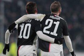 Tanpa Ronaldo Juventus  lumat Udinese 4-0