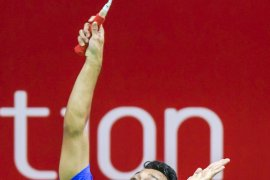 Indonesia Masters Super 100 batal digelar