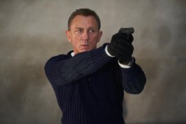 "Rilis film James Bond ""No Time To Die"" ditunda karena virus corona"