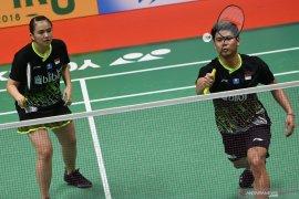 Praveen/Melati takluk kepada Gicquel/Delrue Indonesia Masters