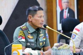 TNI di Singkawang gelar simulasi penanganan Jenazah COVID-19