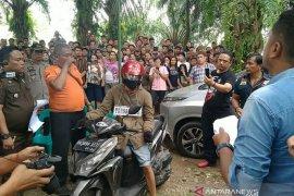 Rekonstruksi pembunuhan Jamaluddin berakhir di Kutalimbaru